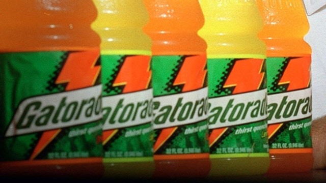 Study: Sports drinks linked to unhealthy behavior in teens