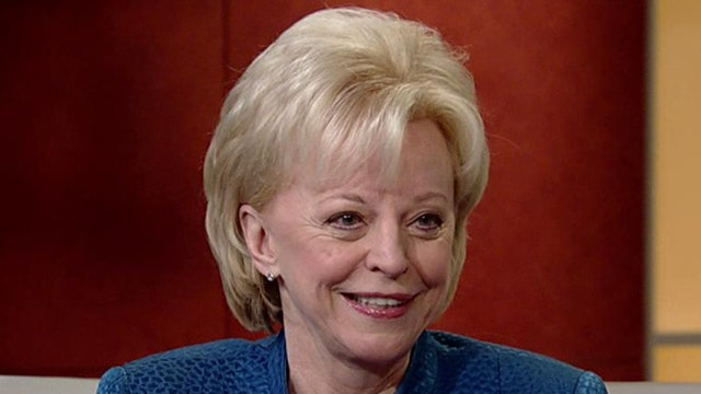 Lynne Cheney on inspiration for new book 'James Madison'