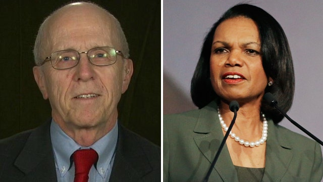 Texas Tech extends commencement invite to Condoleezza Rice