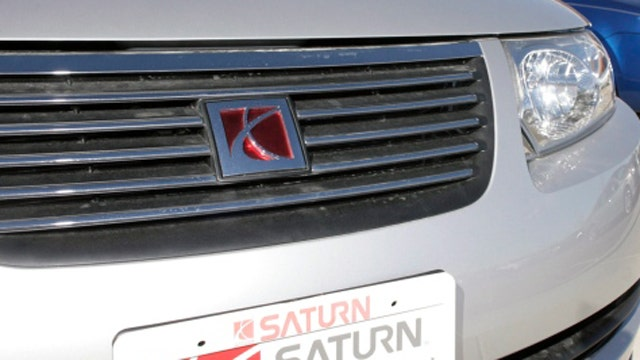 Bank on This: GM recalls 56,000 Saturn Auras