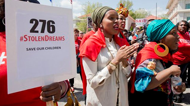 Should the US do more to rescue the Nigerian schoolgirls?