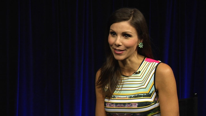 """Real Housewives of Orange County"" star Heather Dubrow reveals how she was ""coerced"" into doing reality TV."