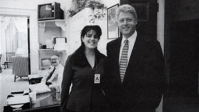 Bias Bash: Media revisit Monica Lewinsky scandal