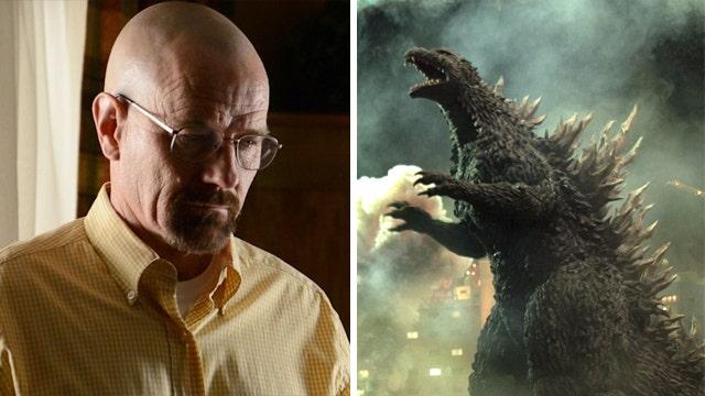Godzilla vs. Walter White? Cranston picks a winner