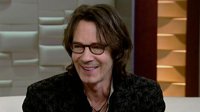 Rick Springfield's journey from singer to novelist
