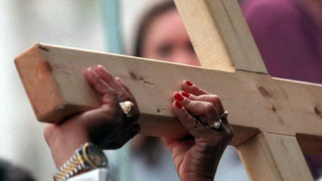 Christian persecution in the Middle East