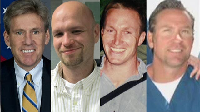 One Benghazi question: Why did we leave our own behind?