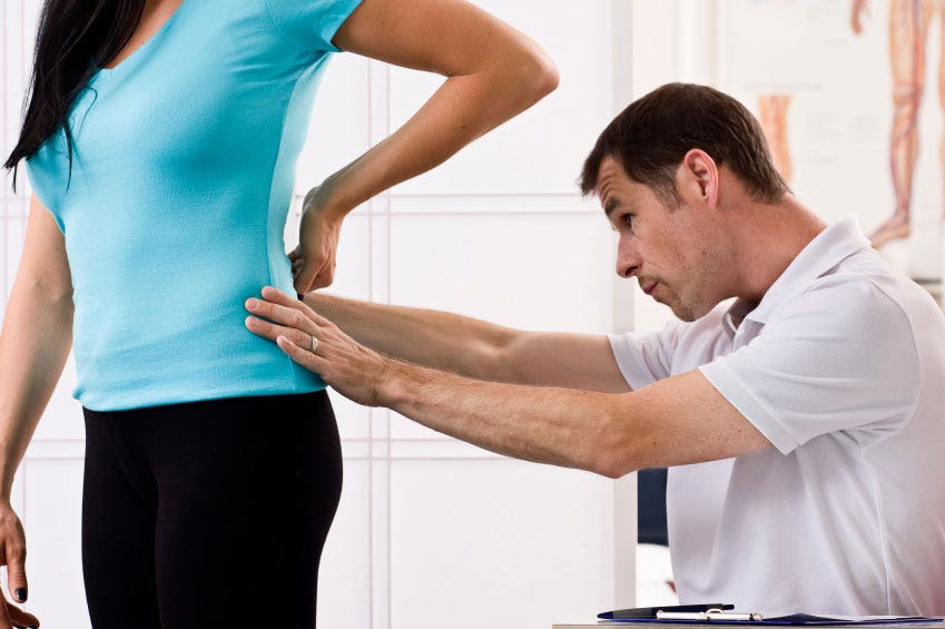 Ending back pain for good