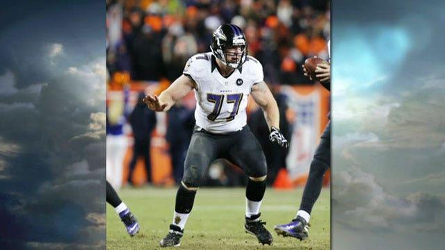 Former NFL star finds strength in religion
