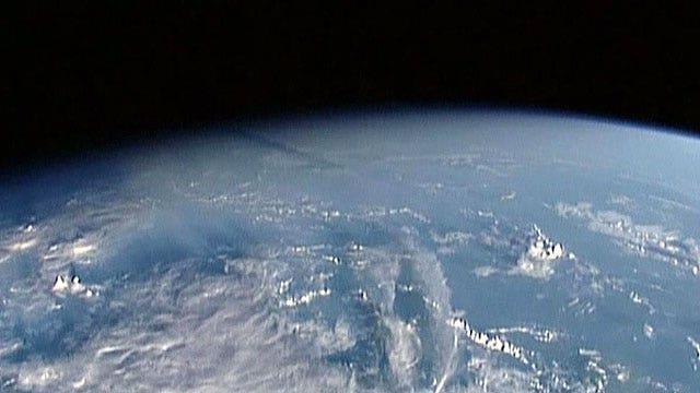 NASA streams live HD camera views of Earth from space