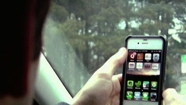 Texting behind the wheel a thing of the past?