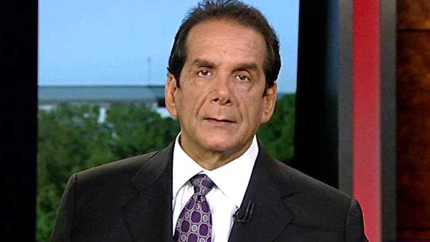 "Krauthammer: ""Billions are wasted absolutely stupidly every year"""