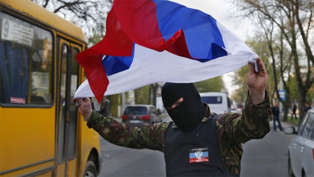 Pro-Russia separatists will proceed with referendum