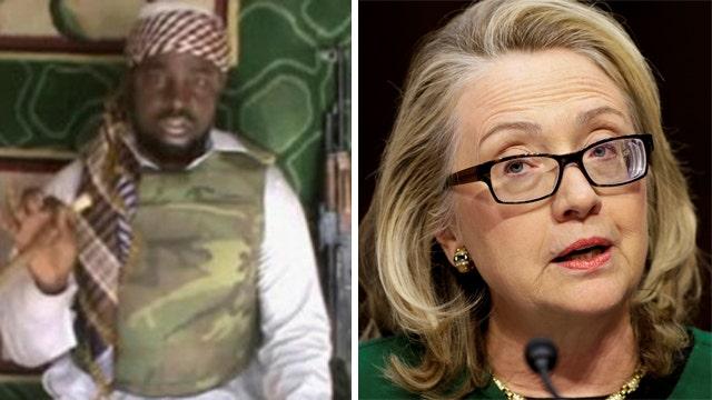 Clinton's State Dept. resisted terror label for Boko Haram
