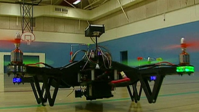 Boy Scouts explore technology of the future