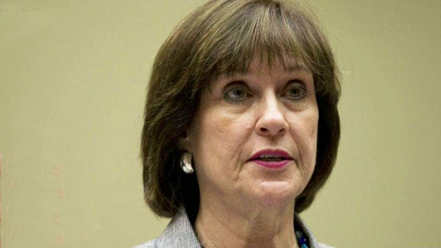 IRS to turn over Lois Lerner emails to House committee