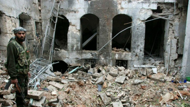 New concerns as Syrian conflict intensifies