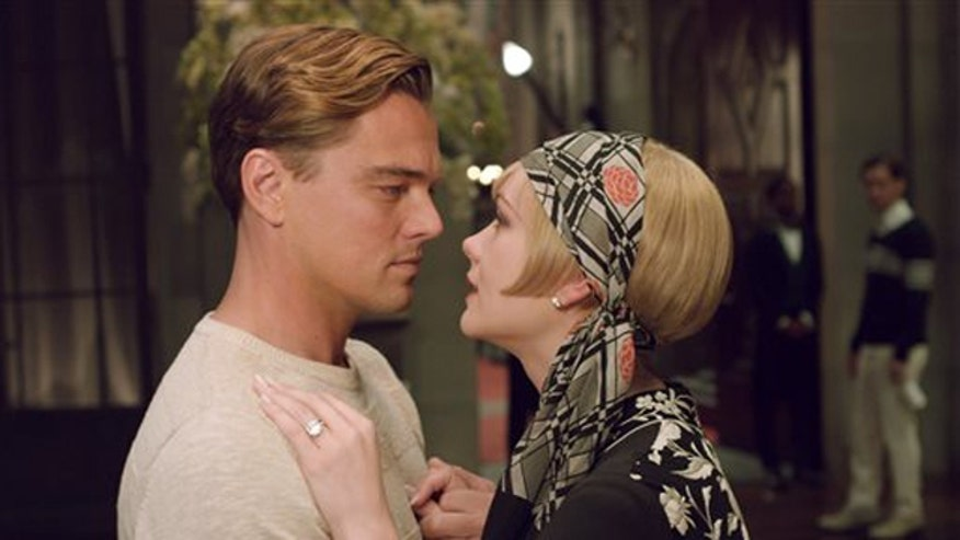 "Leonardo DiCaprio talks about his upcoming role in ""The Great Gatsby""."