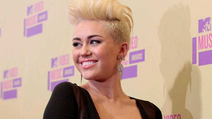 Miley Cyrus tops Maxim's Hot 100 List