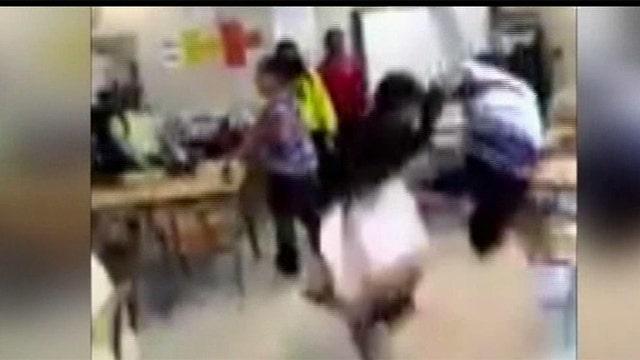 Teacher fired for breaking up classroom fight: fair?