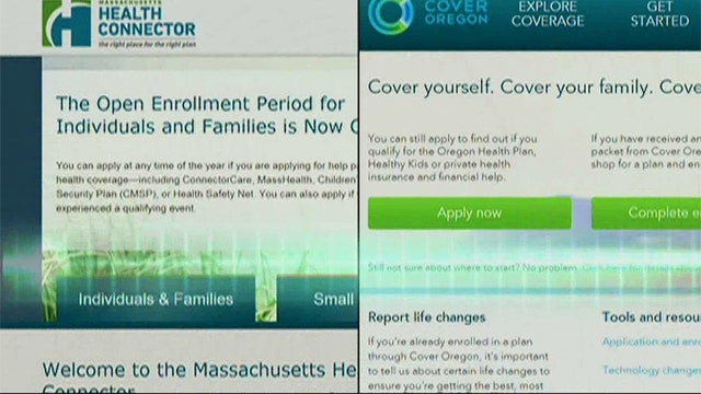 New ObamaCare concerns amid problems with state exchanges