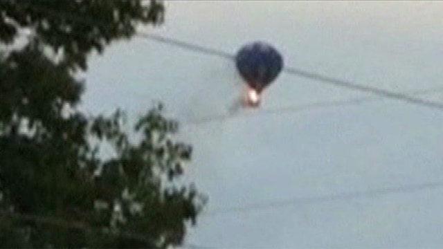 Three victims identified in Va. hot air balloon crash