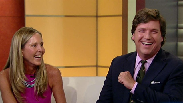 Happy Mother's Day with Tucker's wife