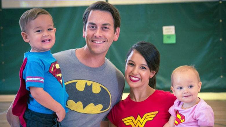 Clayton Morris Family