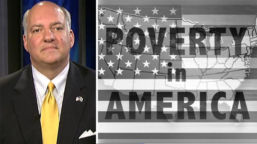 Rep. Steve Southerland lays out his plan to fight poverty in America