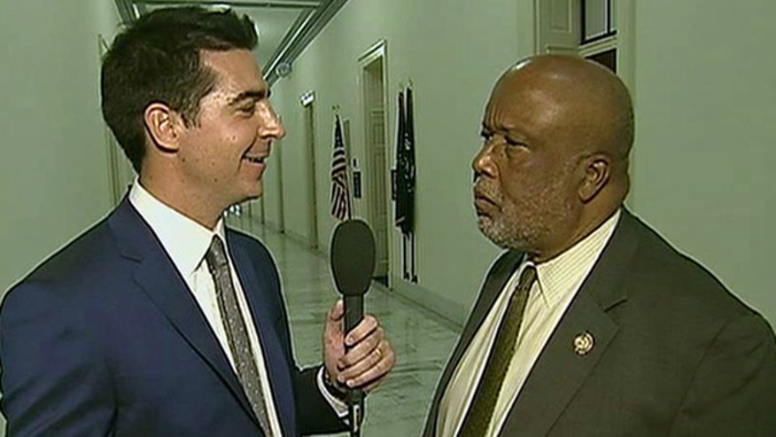 Jesse Watters confronts two Democratic congressmen for accusing the GOP of being racist