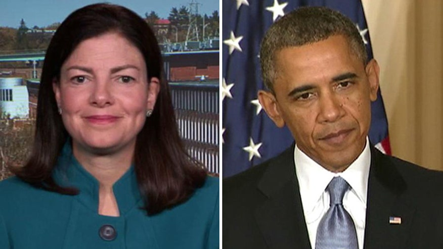 Reaction from Sen. Kelly Ayotte