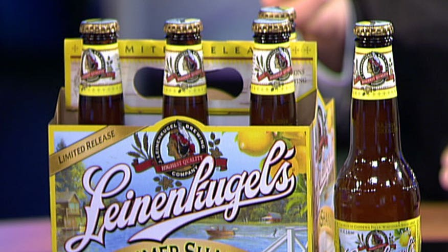 Jake and CJ Leinenkugel on the success of the Summer Shandy and their first nationwide television ad campaign