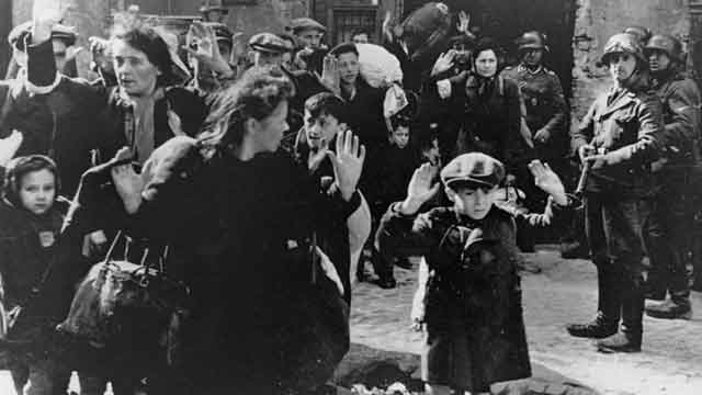 Struggle for everyday life in Warsaw Ghetto