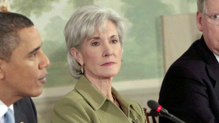Sen. Lamar Alexander wants the Government Accountability Office to investigate Health and Human Services Secretary Kathleen Sebelius' fundraising of the Affordable Care Act