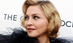 Madonna showed too much on Instagram