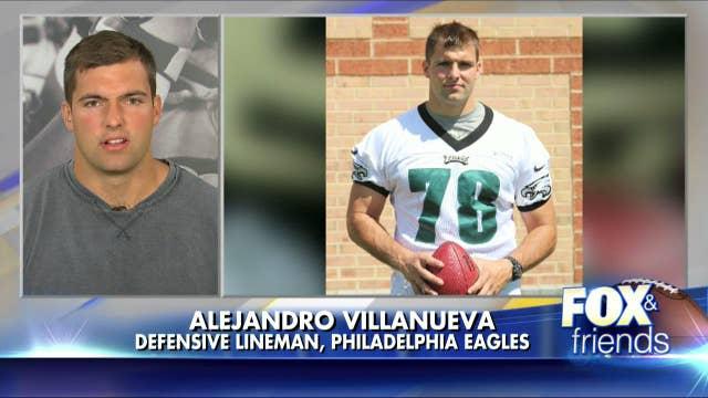 alejandro villanueva eagles jersey