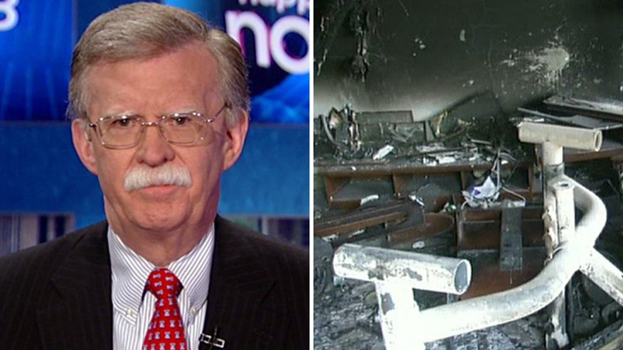 Reaction from Amb. John Bolton