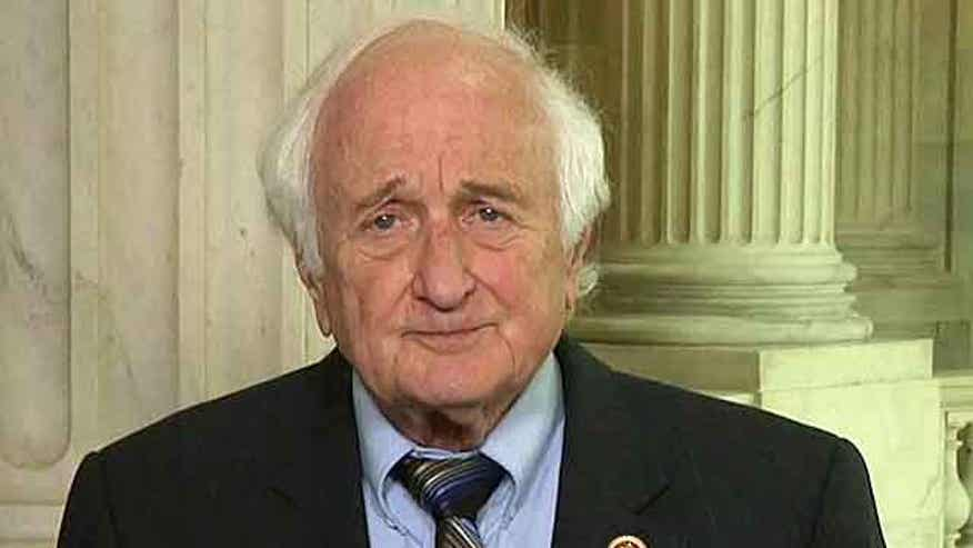 Rep. Sander Levin sounds off