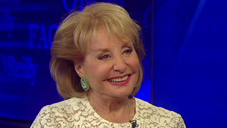 Barbara Walters looks back at her legacy in part one of her interview with Bill