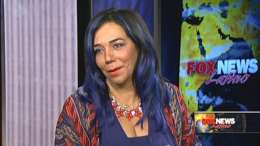 Comedian Kiki Melendez shares her story in new docu-comedy 'Journey of a Female Comic.""