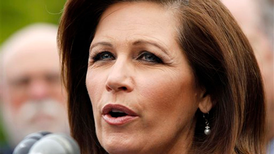 Rep. Bachmann demanding answers on Washington scandals
