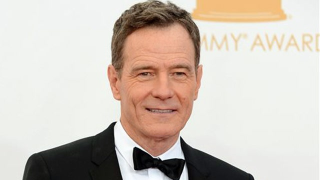 Cranston talks monster movies, life after 'Breaking Bad'