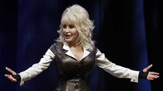 Dolly Parton reflects on her legendary career