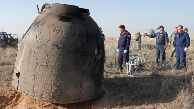 Russia will no longer participate in ISS program