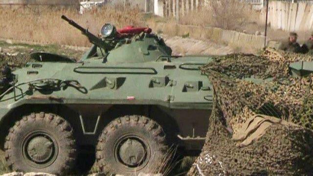 Report: Putin orders troop withdrawal from Ukraine border