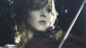 Violinist and dancer has new chart-topping album