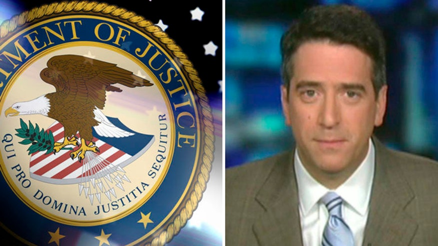 DOJ spied on James Rosen