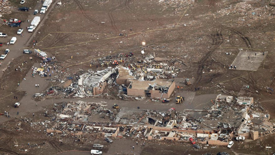 Rick Reichmuth reports from Moore, Oklahoma