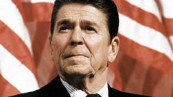 I recently received several emails from liberals upset with comparisons I made between the economic records of President Obama and President Reagan, who died  years ago today on June .