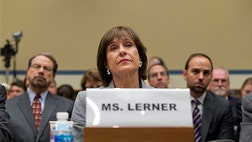 Did Lois Lerner, embattled head of the IRS's tax-exempt organizations office, waive her Fifth Amendment right against self incrimination in her brief appearance before the House Oversight Committee?